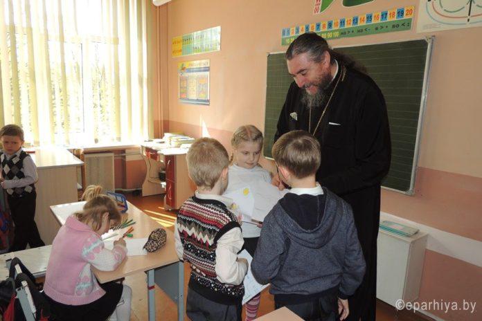 сотрудничество Гомельской епархии в сфере образования