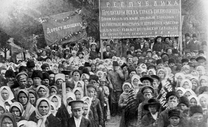 Революционное движение в Гомеле