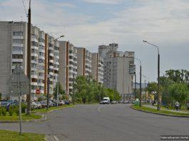 Сельмаш район в Гомеле