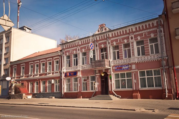 улица Кирова в Гомеле