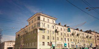 проспект Ленина в Гомеле