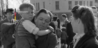 Вяртанне нямецкіх ваеннапалонных