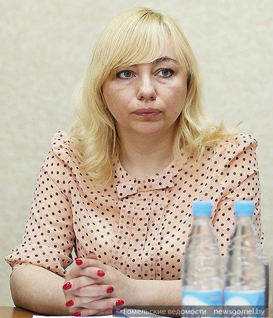Людміла Крылісценка Гомель