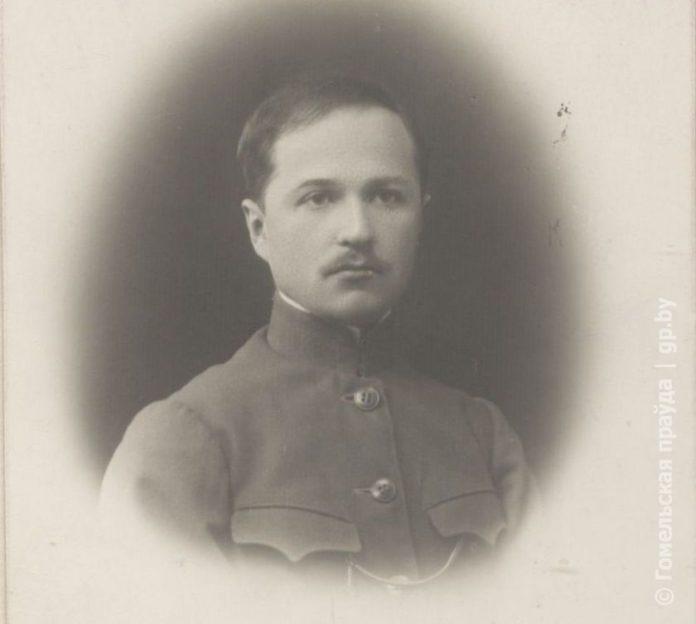 Онисим Щекудов составил план Гомеля 1910 года