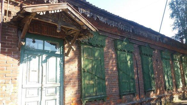 Вуліца Пляханава ў Гомелі і забудова