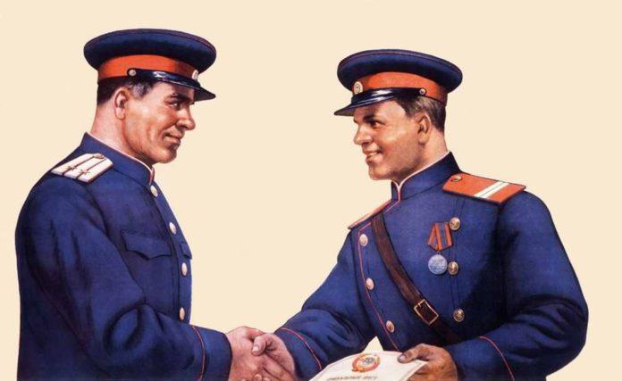 Правоохранительные органы и советская милиция на Гомельщине