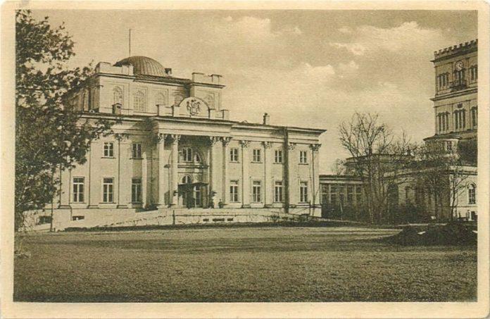 Гомельский дворцово-парковый ансамбль как памятник усадебной культуры 1918