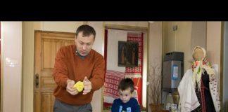 Бортнік Іван Осіпаў з сынам і бортніцтва