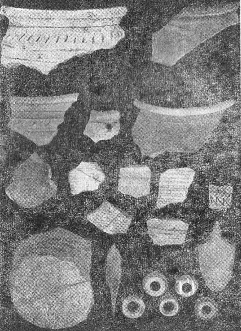 Изделия восточных славян (дреговичей) из Юревичского городища Видоличи (XI—XIII вв.)