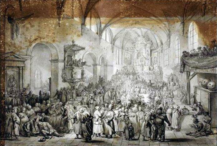 Рэчыцкія павятовыя соймікі ў бескаралеўе 1764 г. і сойм