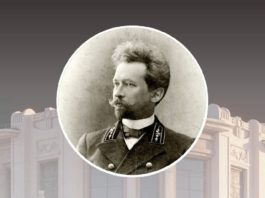 Станіслаў Шабунеўскі - вядомы гомельскі архітэктар (Станислав Шабуневский)