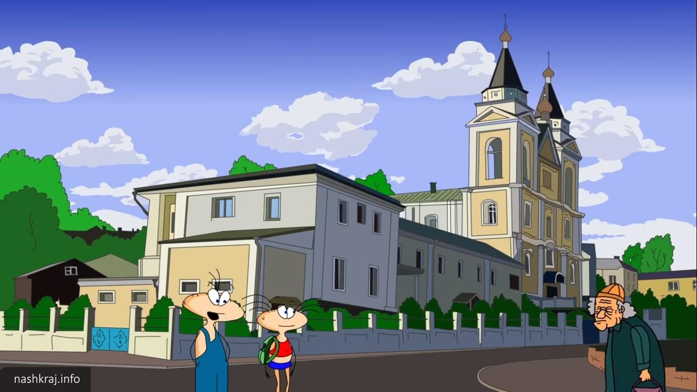 Кафедральный собор св. Архангела Михаила в Мозыре