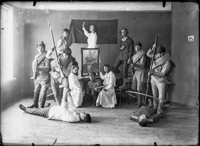 История Гомеля в 20-30-е годы XX века
