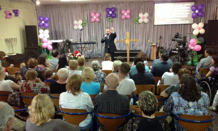 Из истории возникновения и деятельности Гомельской религиозной общины Христиан полного евангелия Живая вера