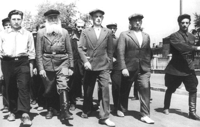 полк народного ополчения в Гомеле