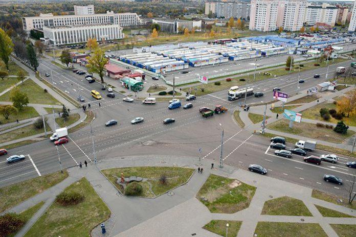 Координированное управление дорожным движением для города Гомеля на проспекте Речицкий при помощи программного продукта TRANSYT