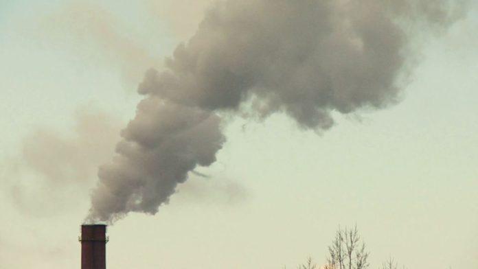 промышленное загрязнение атмосферы Гомеля