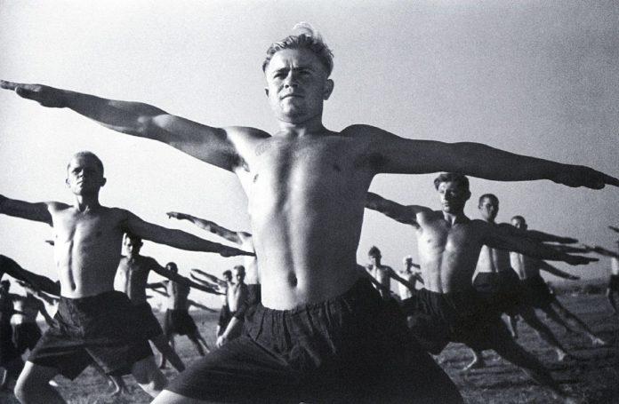 Развитие физкультуры и спорта на Гомельщине в 1920-е годы