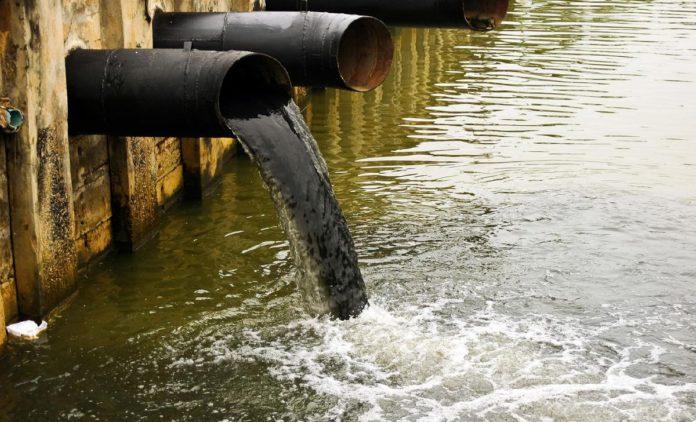 Сточные воды как фактор химического загрязнения поверхностных вод