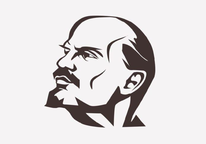 помнік Леніну у Светлагорску