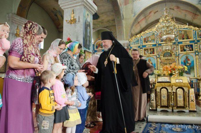 Возрождение церковной жизни на рубеже XX-XXI столетий на Добрушчине