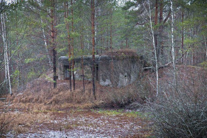 Мозырский укрепрайон