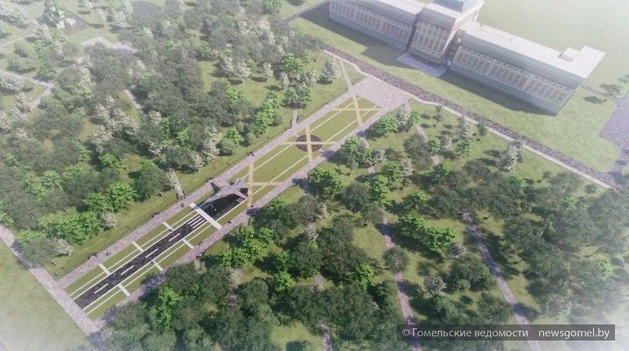 СУ 25 Гомель памятник