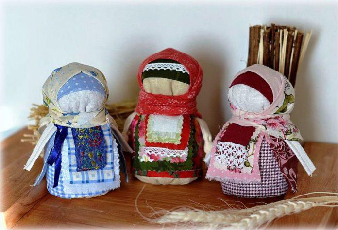 Лялька майстар-клас у Гомлі з Талакой
