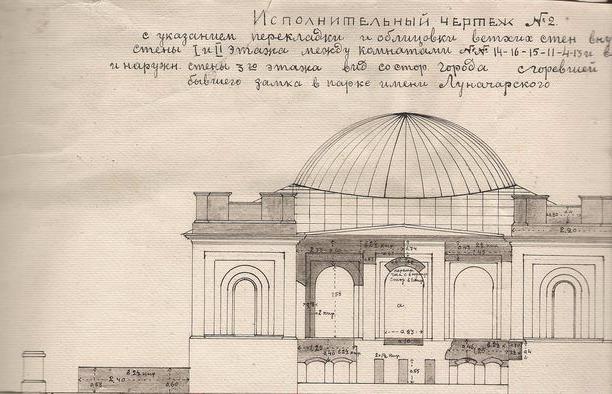 гомельский дворец