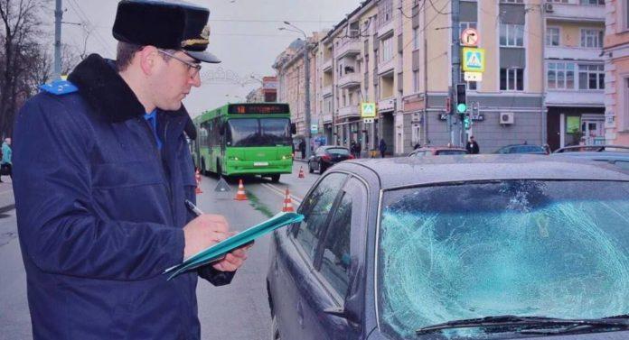 Анализ дорожно-транспортных происшествий в г. Гомеле ДТП Гомель