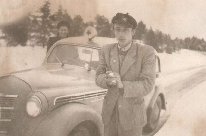 Автотранспорт службы скорой медицинской помощи г. Гомеля в 1946-1953 гг.