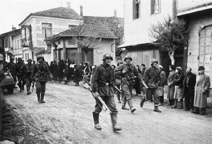 Оккупационный режим на территории Гомель в годы Великой Отечественной войны