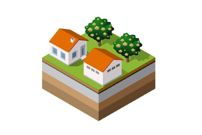 Оценка высотное положение ландшафтов сельских поселений Гомельской области