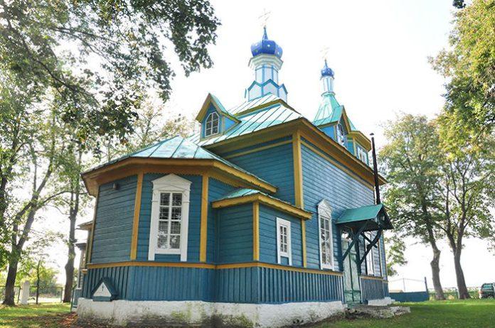Православные храмы Речицкого района