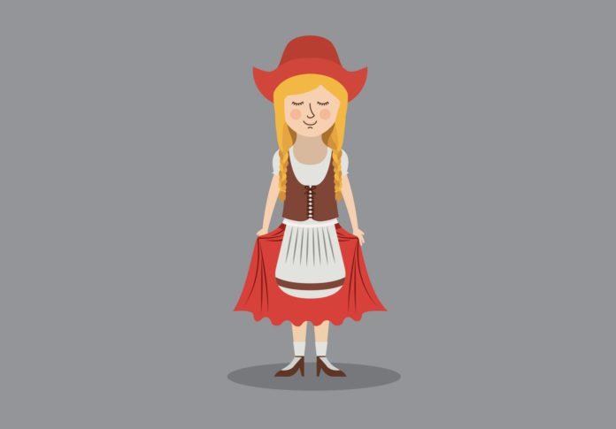 Немецкая женщина крестьянка белорусского Восточного Полесья в условиях трансформации советского политического режима в межвоенный период