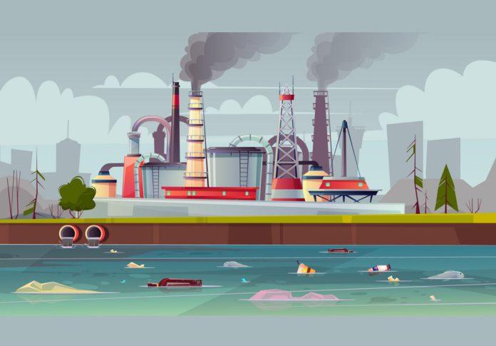 Актуальные экологические проблемы водных ресурсов г. Гомеля, обусловленные сбросом сточных вод