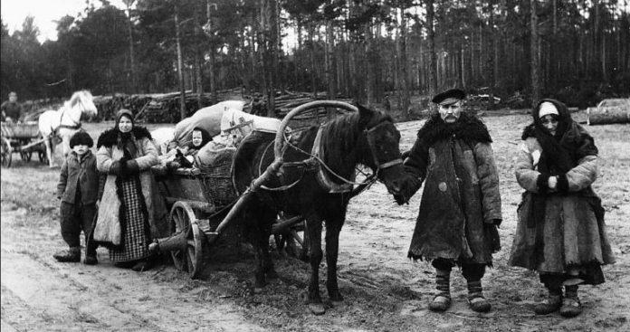 Переселение белорусов из Польши и Полесская область (1944-1947 гг.)