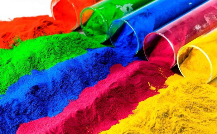 Первенец промышленности Лоевщины завод сухих красок