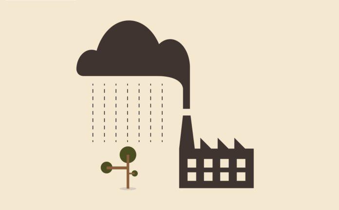 Влияние метеорологических условий на загрязнение атмосферного воздух Гомель