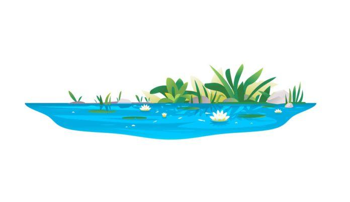 Влияние водохранилищ на регулирование речного стока малых рек юго-востока Беларуси