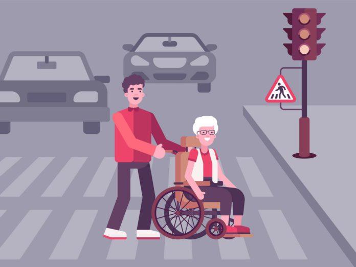 Доступность объектов и услуг в г. Гомеле для людей с ограниченными физическими возможностями