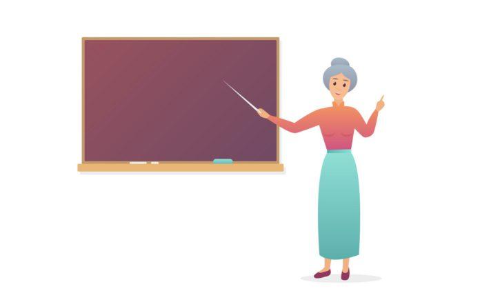 Начало работы Гомельский областной института усовершенствования учителей в 1944-1947 гг.
