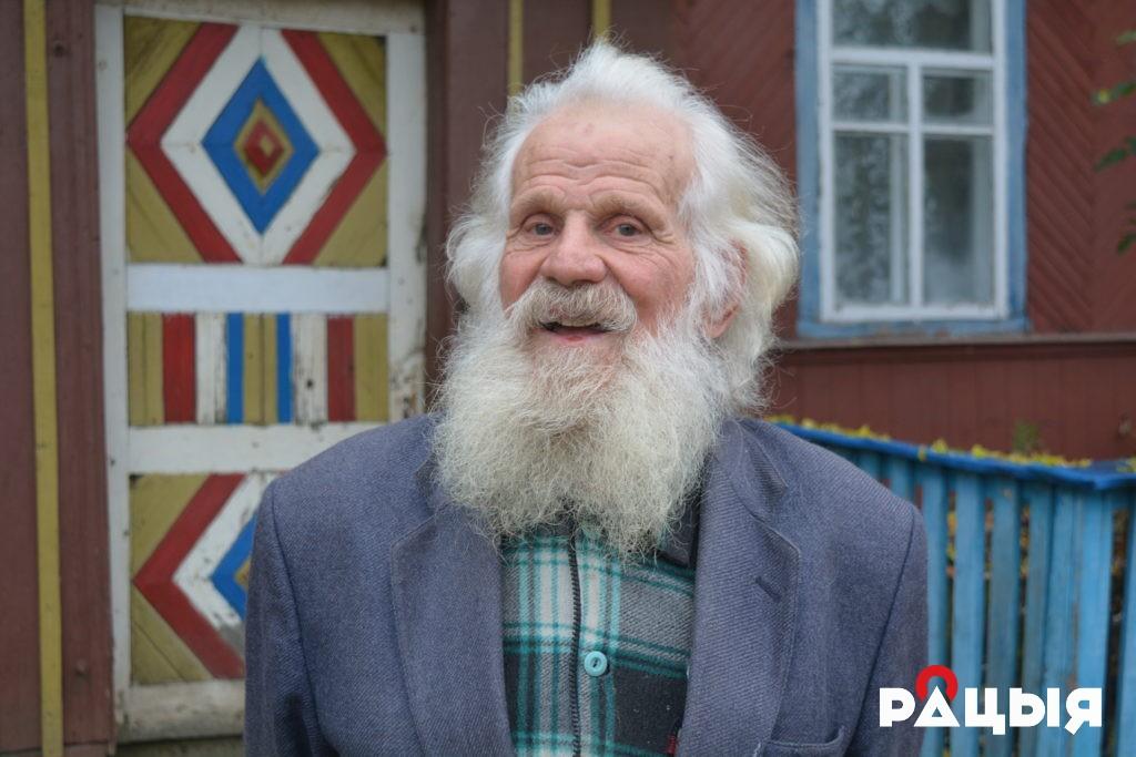 Емяльян Аўрамавіч Бабкоў, 84 гады