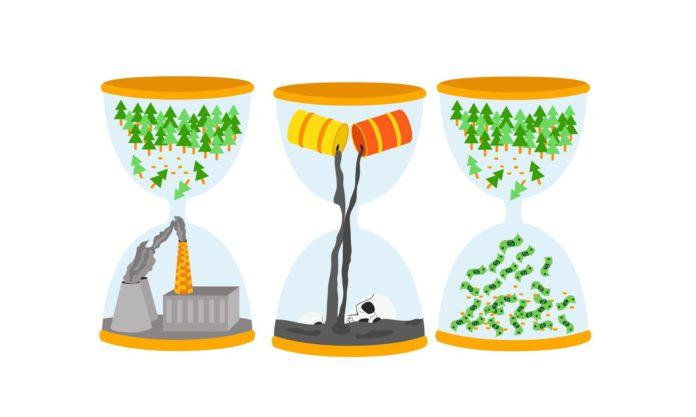 Проблемы экологии и природопользования в Гомельской области