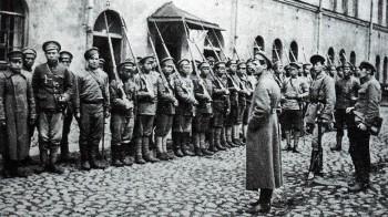 Китайские добровольцы вКрасной Армии. Фото ссайта newsby.org