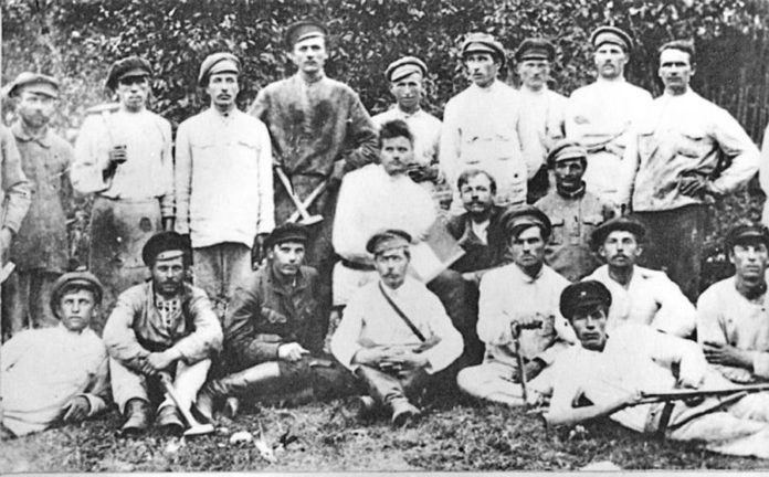 Беларусізацыя праваахоўных органаў у 1920-я гг