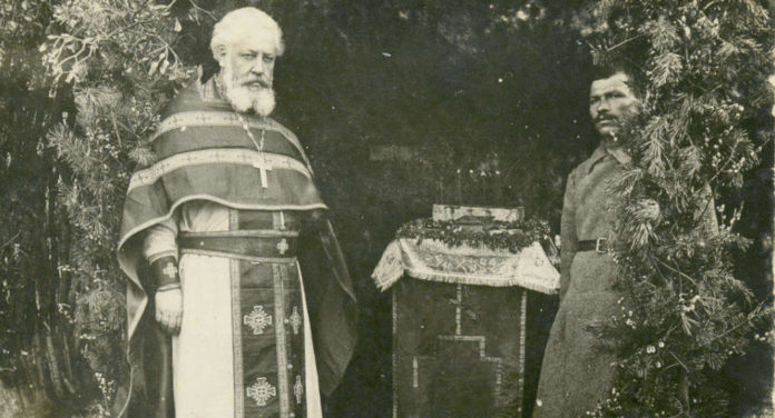 Православное военное духовенство в 1914-1917 гг.