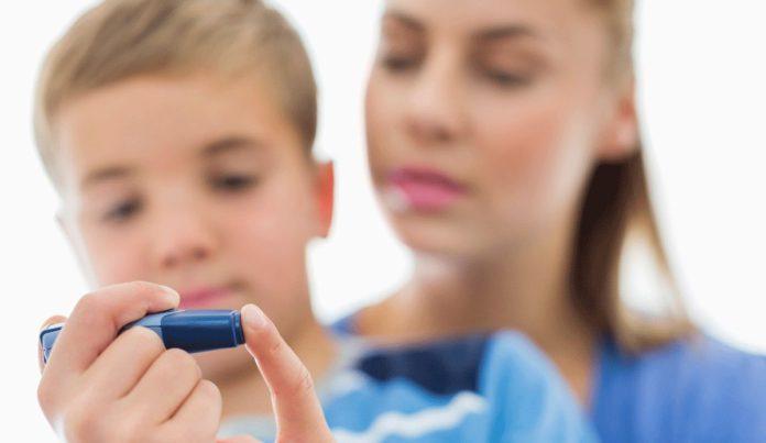 Анализ заболеваемости сахарным диабетом у детей г. Гомеля в период 2007-2016 гг.