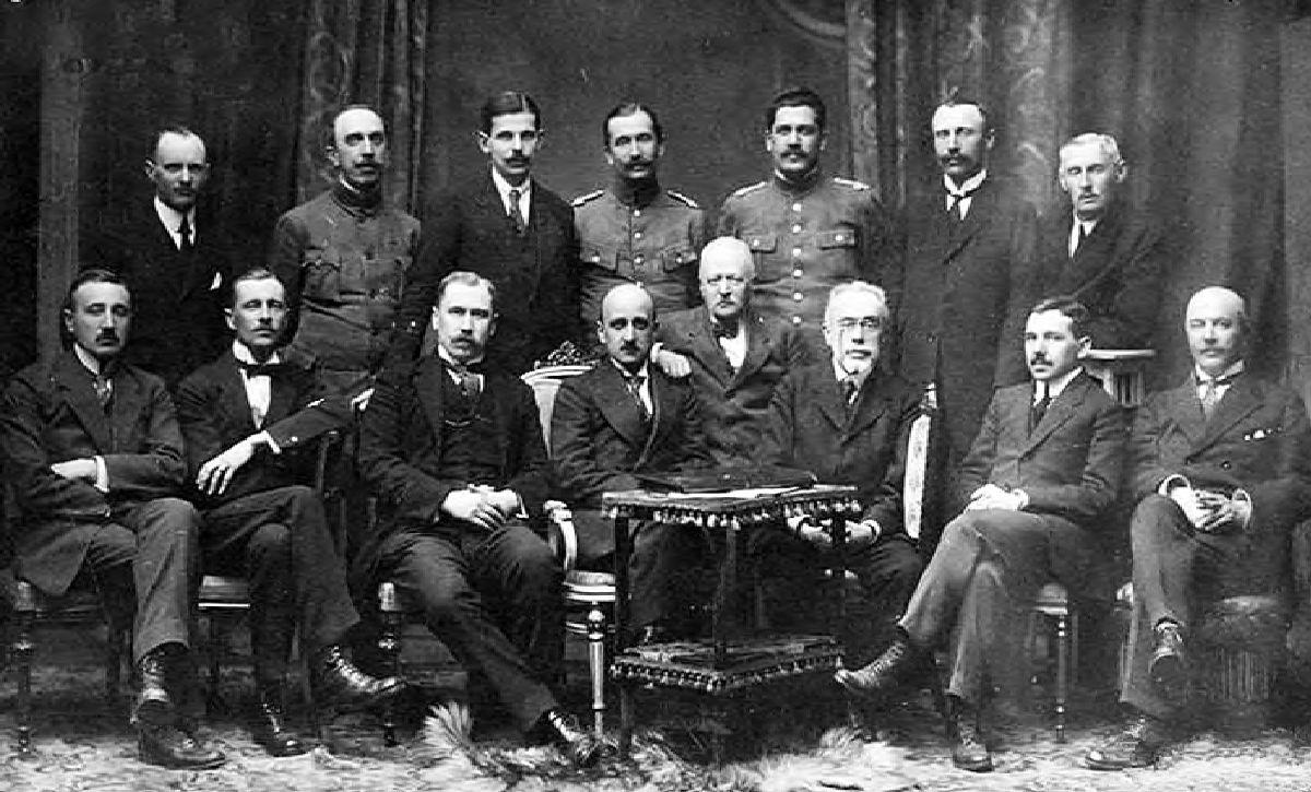 Ил. 12. Комитет обороны кресов восточных