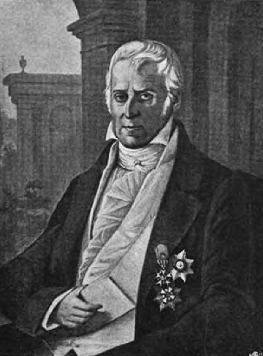 Ил. 3. Кароль Прозор (1759-1841)